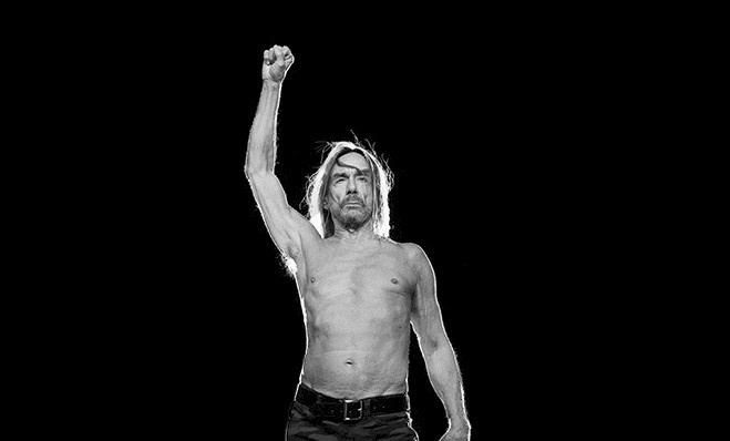 "Iggy Pop lança novo single ""James Bond"""