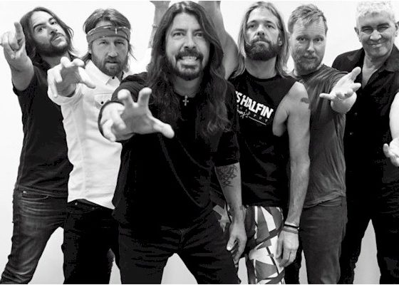 Foo Fighters planeja novo álbum para 2020