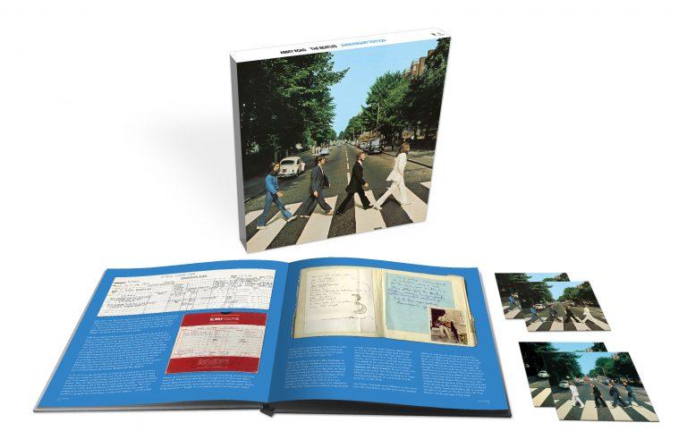"""""""Abbey Road"""" dos Beatles ganha versão deluxe em setembro"""