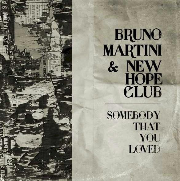 Bruno Martini lança novo single com os britânicos do New Hope Club