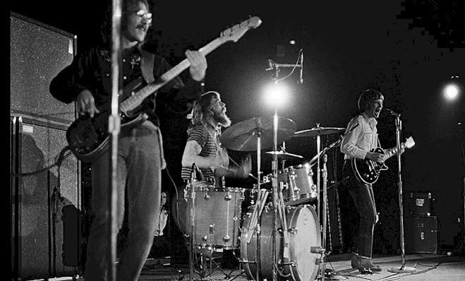 """Creedence Clearwater Revival: """"Live at Woodstock"""" chega ao Brasil em formato digital"""