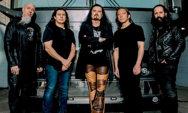 Dream Theater vem ao Brasil em dezembro