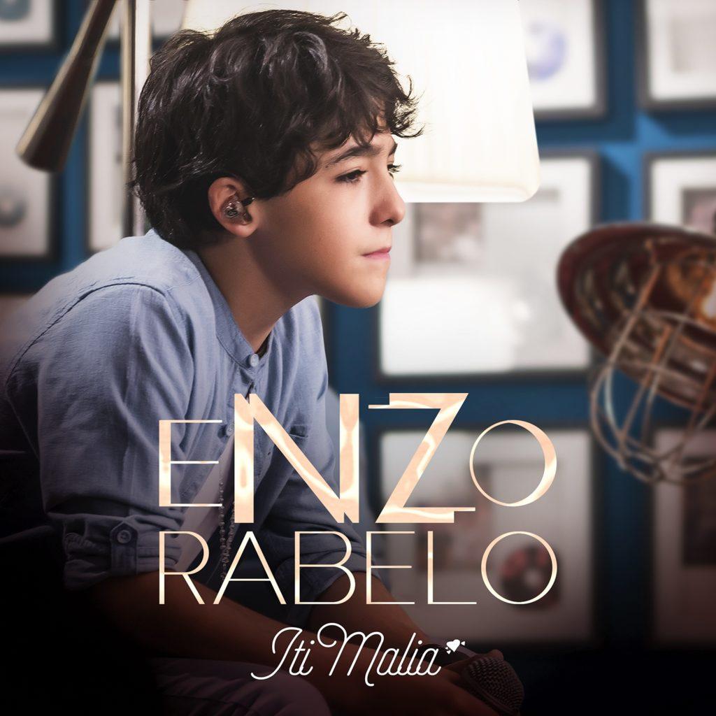 "Enzo Rabelo lança seu primeiro EP ""Iti Malia"""