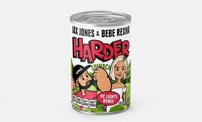 Harder de Jax Jones e Bebe Rexha ganha clipes e remixes