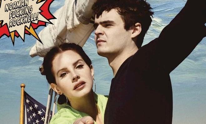 "Lana Del Rey: novo álbum ""Norman Fucking Rockwell"" entra em pré-venda"