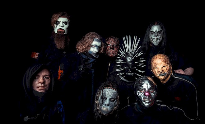 "Slipknot estreia o aguardado álbum ""We Are Not Your Kind"""