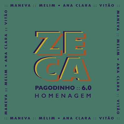 Zeca Pagodinho é homenageado em álbum por novos nomes da música