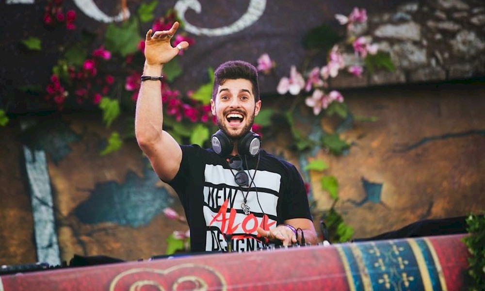 Alok bate recorde com transmissão do Tomorrowland Bélgica