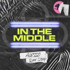 "Alesso revela novo single ""In The Middle"""