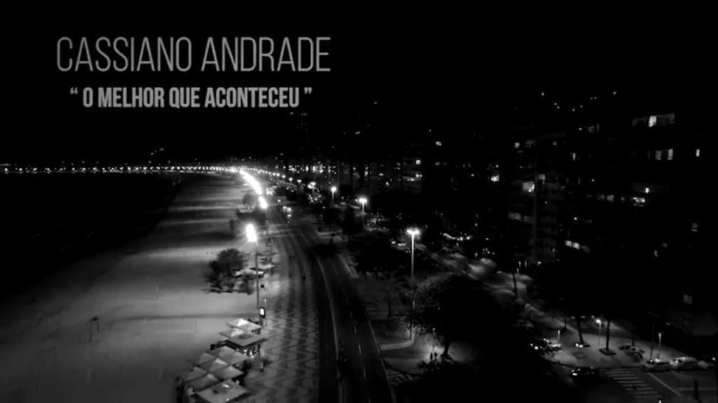 """Cassiano Andrade lança clipe de """"O Melhor Que Aconteceu"""" com Lua Blanco"""
