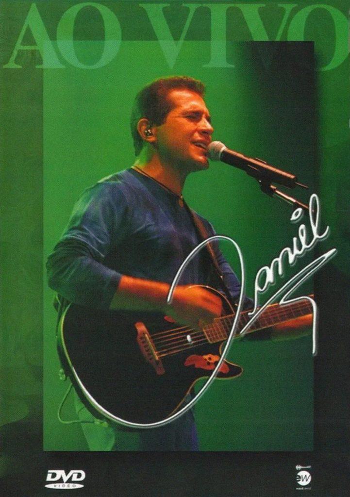 """Daniel: primeiro DVD solo do cantor """"Ao Vivo"""" é disponibilizado no YouTube"""