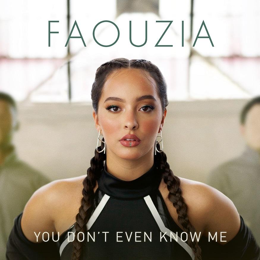 """Faouzia, novo nome do pop, lança """"You Don´t Even Know Me"""""""