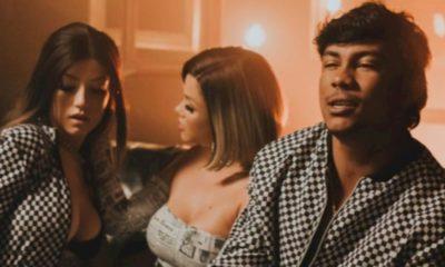 """Gabily, Clau e Xamã se unem no single e clipe de """"Rabetão"""""""