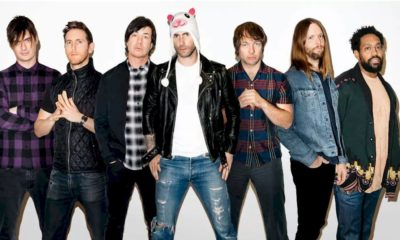"Maroon 5 lança o novo single ""Memories"""