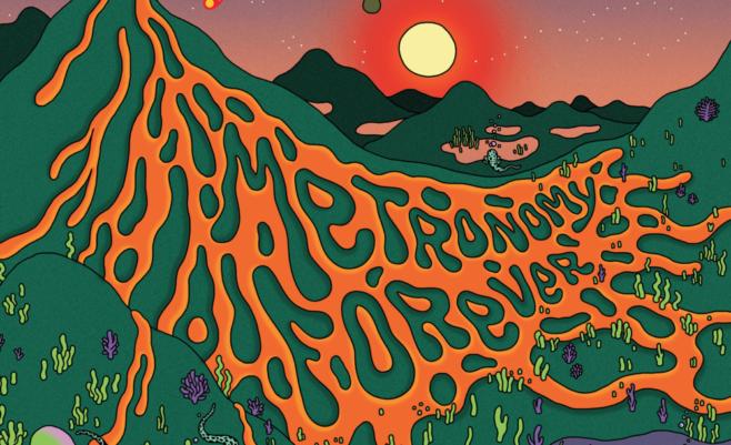 "Metronomy lança o aguardado álbum ""Metronomy Forever"""