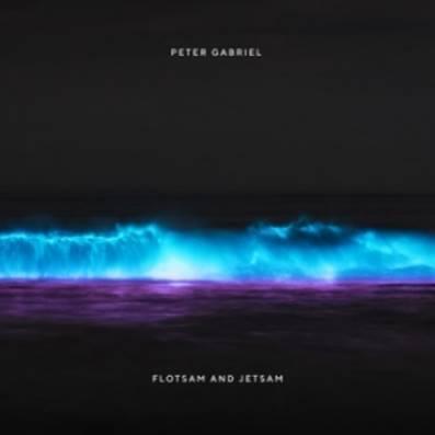 """Peter Gabriel lança a coletânea de raridades 'Flotsam and Jetsam"""""""