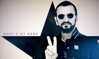 """Ringo Starr anuncia """"What´s My Name"""" seu 20º álbum de estúdio"""