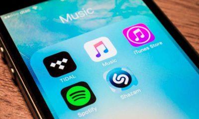 Consumo de música por streaming supera meio trilhão de plays nos EUA