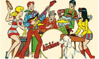 """Clássico """"Sugar, Sugar"""" do The Archies completa 50 anos"""