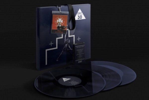 """The Cult lança reedição de 30 anos do álbum """"Sonic Temple"""""""