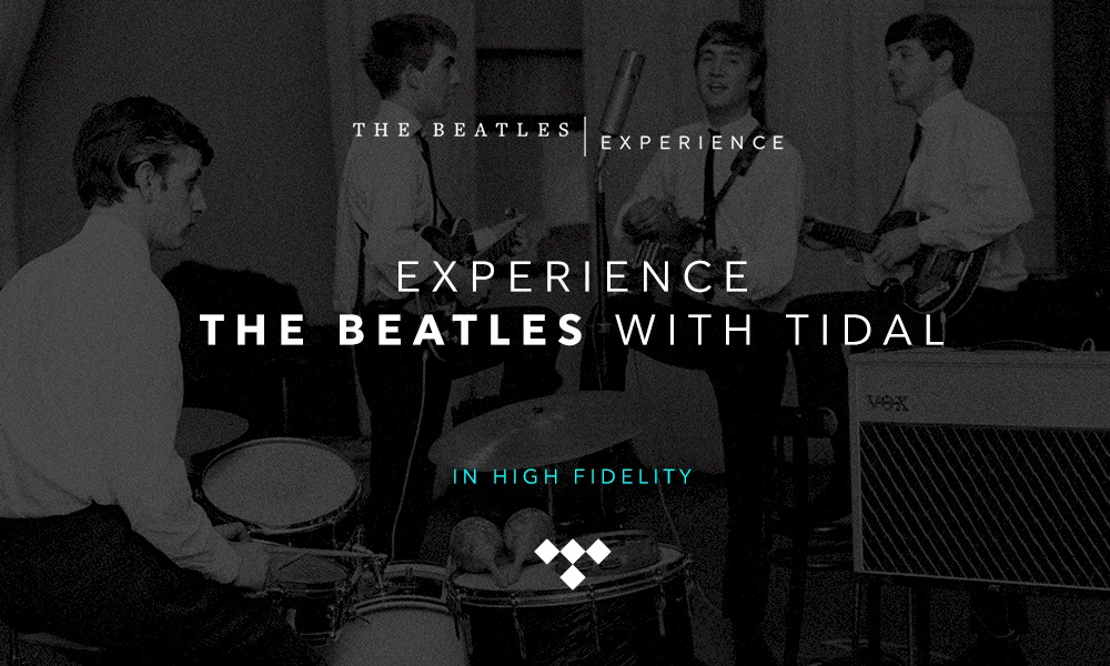 TIDAL comemora os 50 anos de Abbey Road com o The Beatles Experience
