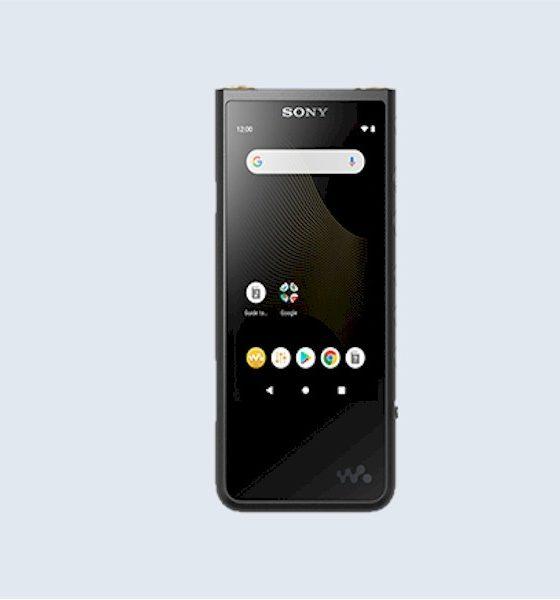 Sony lança o primeiro Walkman compatível com streaming