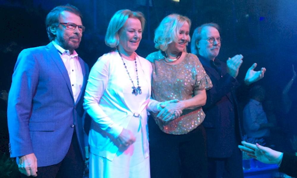 ABBA: ex-integrante nega reunião no Glastonbury 2020