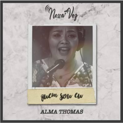 """Alma Thomas lança novo single e clipe de """"Quem Sou Eu"""""""