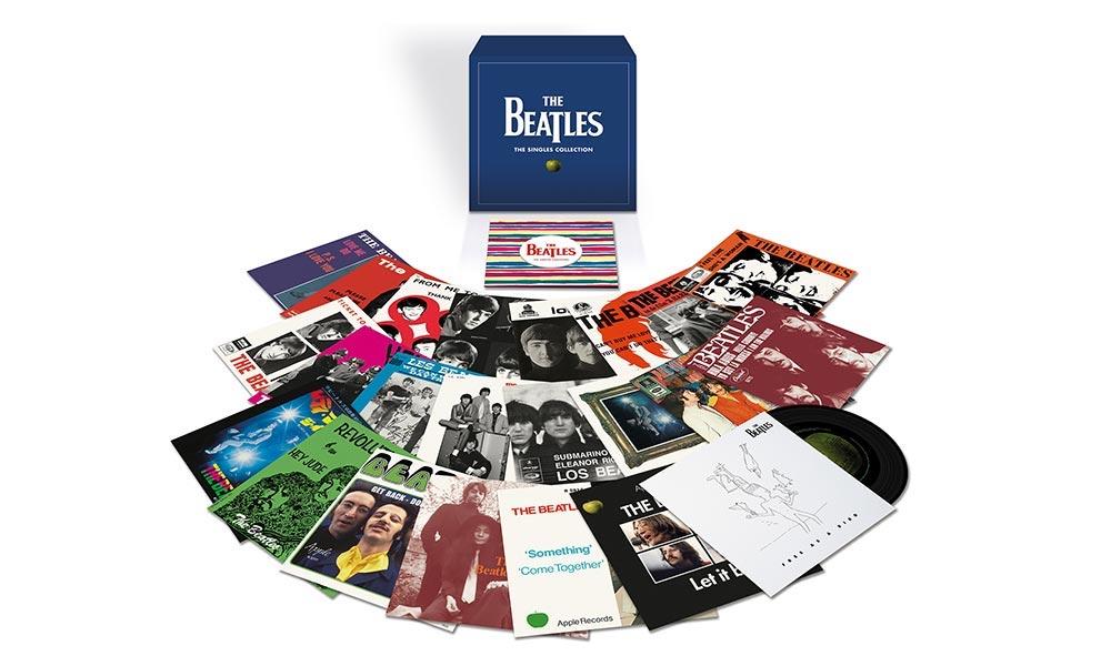 "Beatles: box ""The Singles Collections"" será lançado em novembro"