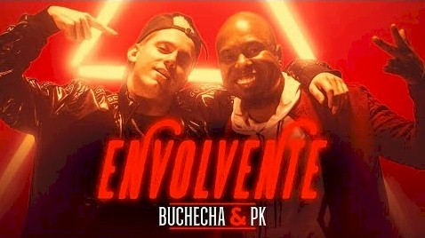 """Buchecha se une a PK no novo single """"Envolvente"""""""