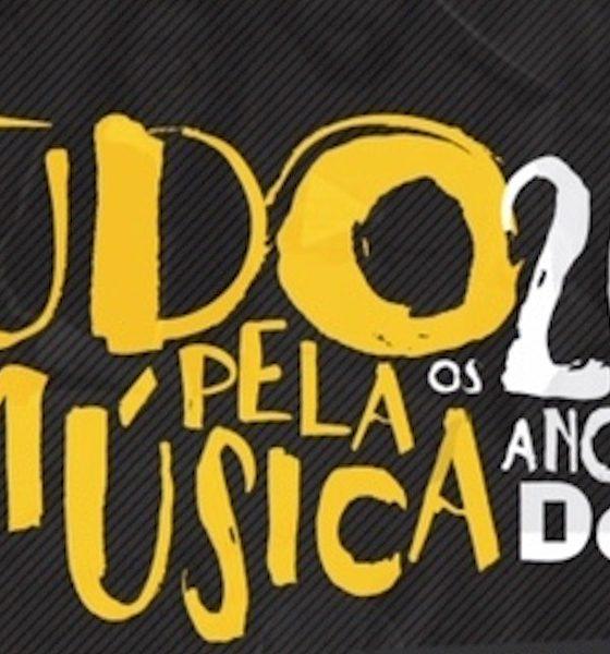 """Gravadora Deck apresenta seu documentário """"Tudo pela Música"""" em evento no Rio"""
