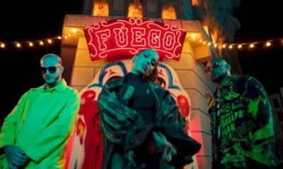 """DJ Snake, Sean Paul e Anitta unem forças no clipe de """"Fuego"""" com Tainy"""