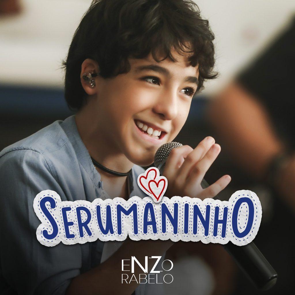 """Enzo Rabelo lança novo single """"Serumaninho"""", faixa de seu próximo EP"""