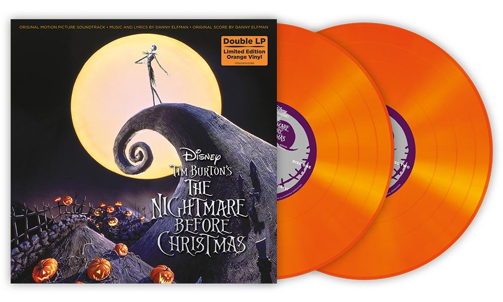 """Trilha sonora de """"O Estranho Mundo de Jack"""" será relançada em vinil colorido"""