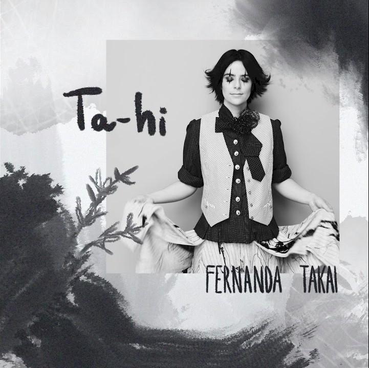 """Fernanda Takai lança a versão completa de """"Ta-Hi (Pra Você Gostar de Mim)"""""""