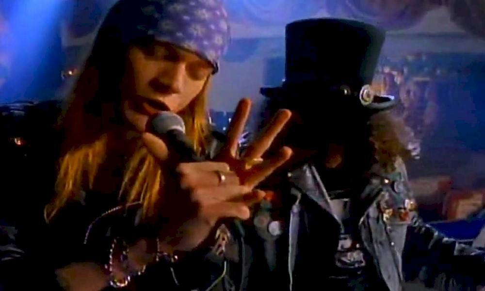 """Guns N´Roses: clipe de """"Sweet Child O 'Mine"""" bate 1 bilhão de views"""