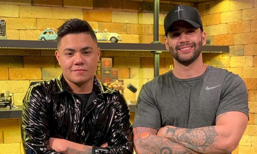 Gusttavo Lima e Felipe Araújo firmam parceria em agenda de shows