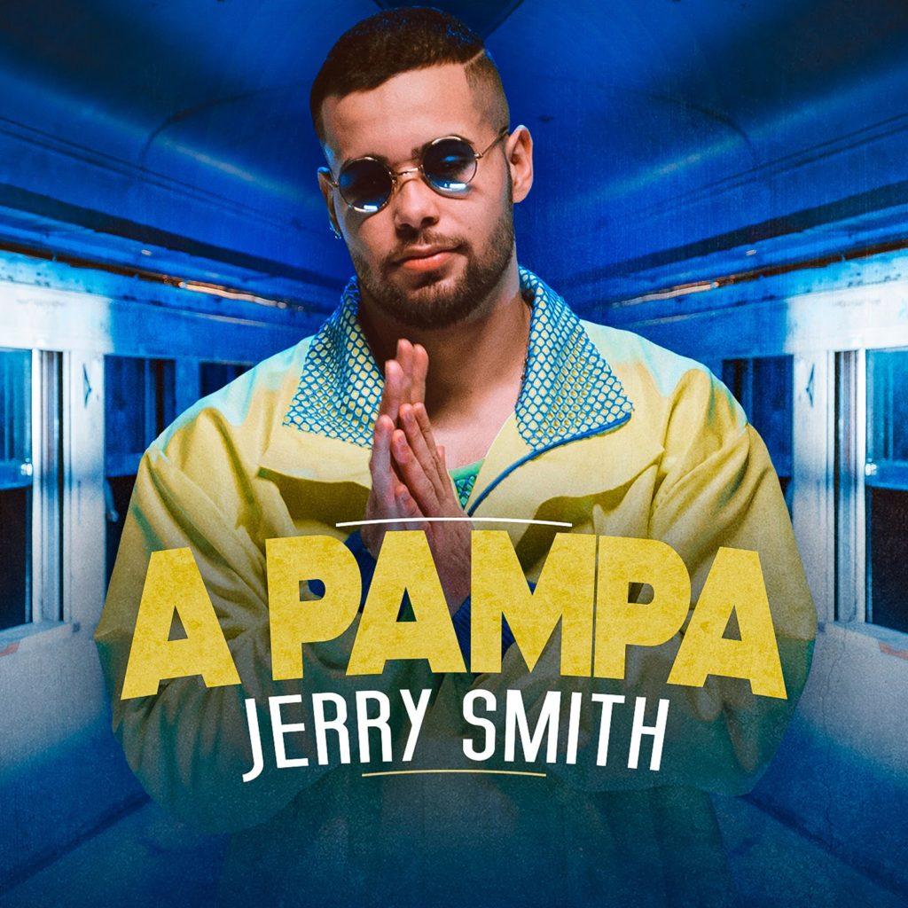 """Jerry Smith lança o novo single """"A Pampa"""""""