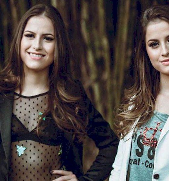 """Júlia & Rafaela lança o clipe do single """"Amor no Bolso"""""""