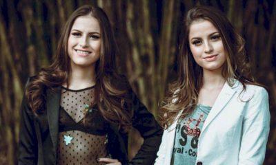 "Dupla Júlia & Rafaela disponibiliza o álbum ""Despertar - A Série"""