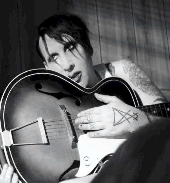 "Marilyn Manson cria nova versão para ""God´s Gonna Cut You Down"""