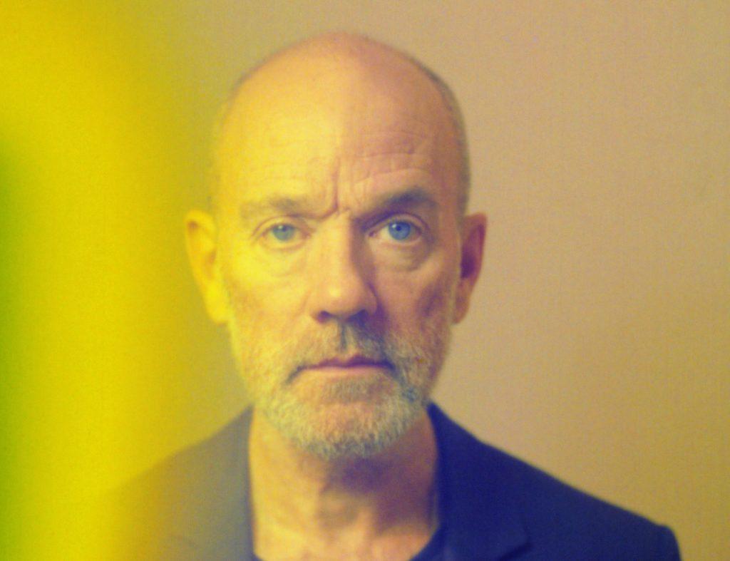 """Michael Stipe lança sua primeira canção solo """"Your Capricious Soul"""""""