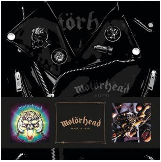 """Motörhead lança o box comemorativo de """"´79"""""""