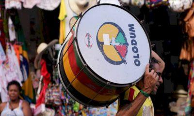 Olodum lança EP comemorativo com músicas inéditas