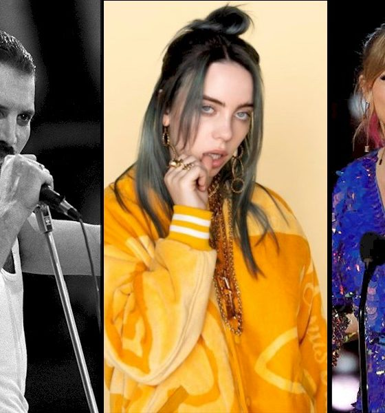 Queen, Billie Eilish e Taylor Swift são indicados para o American Music Awards 2019