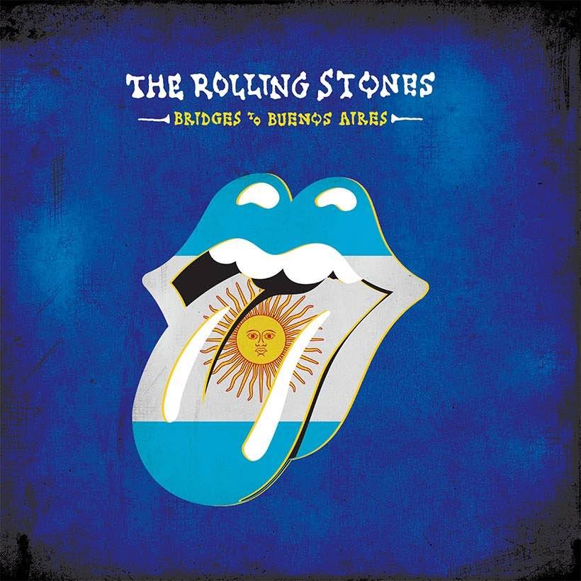 Rolling Stones anuncia registro de show na Argentina em 1998 em DVD