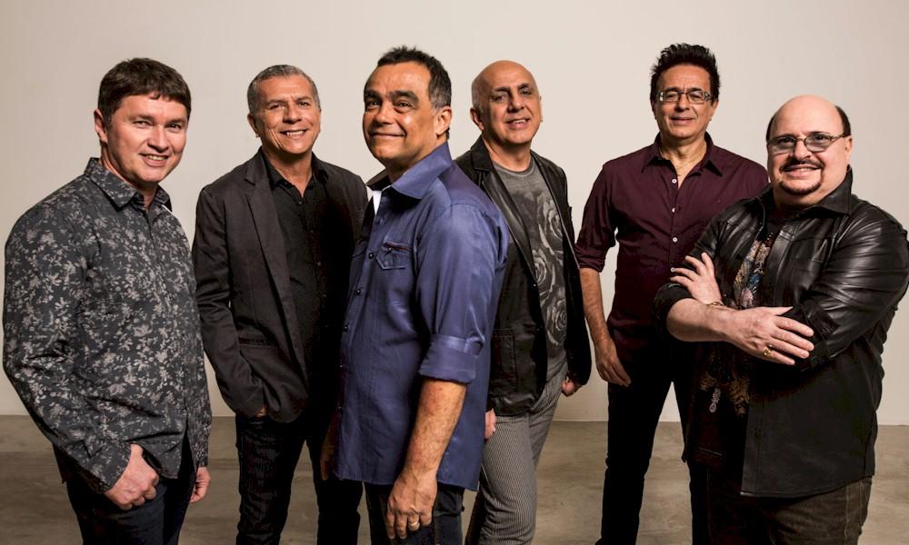Roupa Nova comemora 40 anos de carreira com show em São Paulo