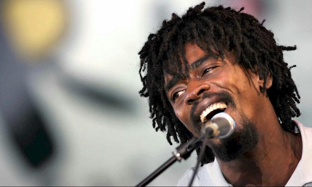 Seu Jorge canta na primeira noite do Carnaval de São Paulo