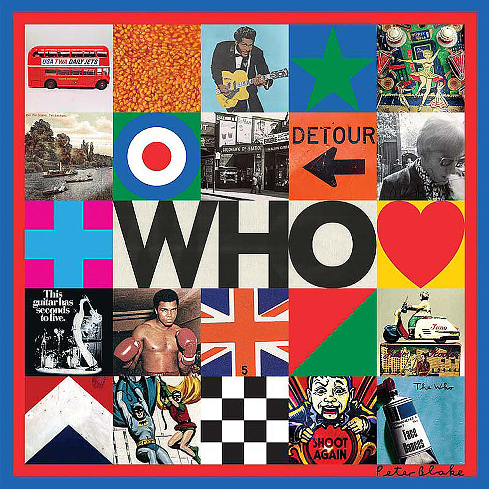 "The Who lança o single ""All This Music Must Fade"", faixax do novo álbum ""WHO"""