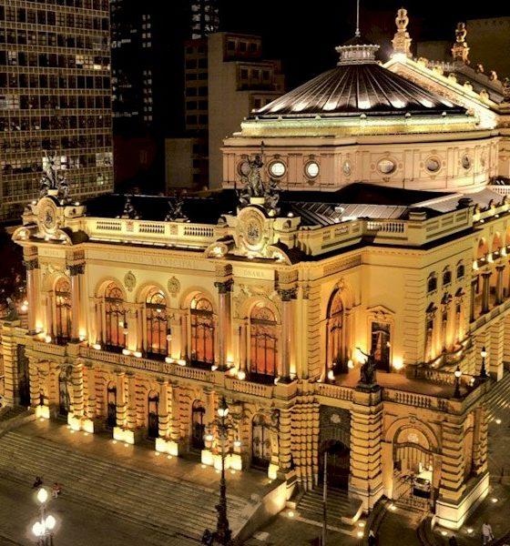 Theatro Municipal de São Paulo apresenta programação gratuita em outubro